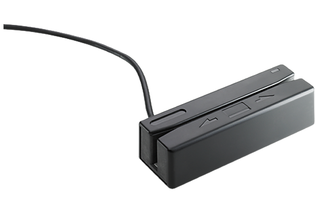 HP USB Mini Magnetic Stripe Reader