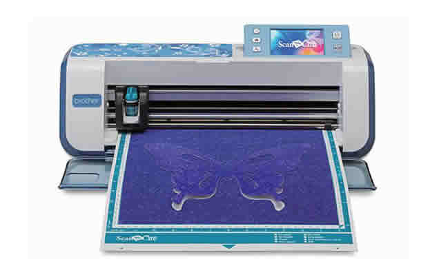 Brother ScanNCut CM550DX Home & Hobby Fabric Cutter