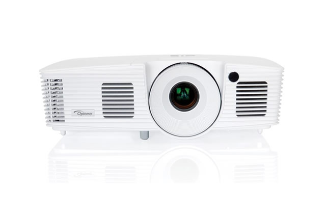 Optoma W402 Network Projector