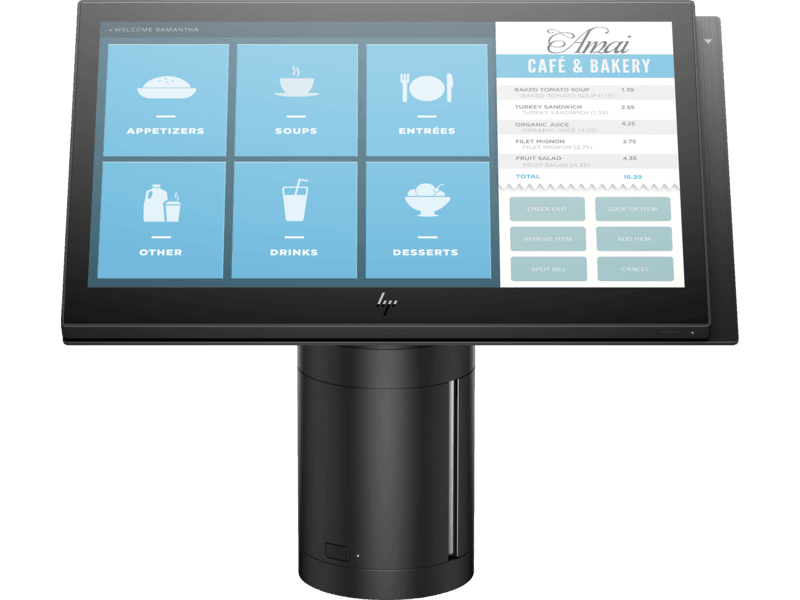 HP Engage One All-in-One System