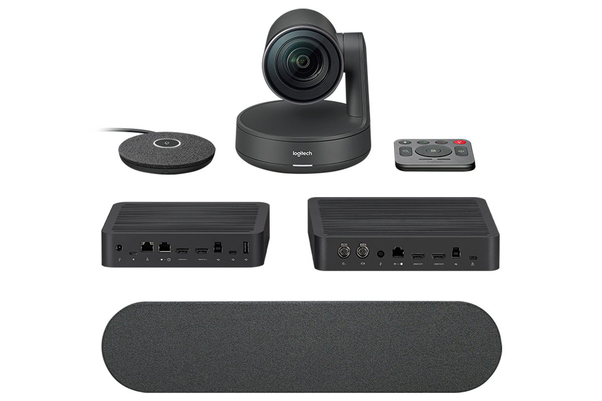 Logitech Rally ConferenceCam system