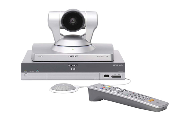 Sony PCS-XG55S Conference System