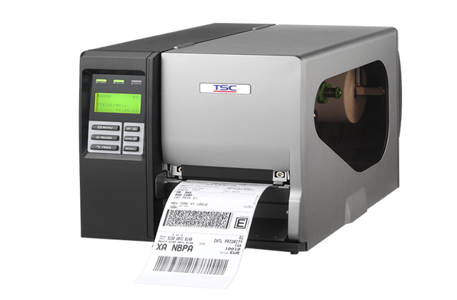 TSC TTP-2410M Series Printer