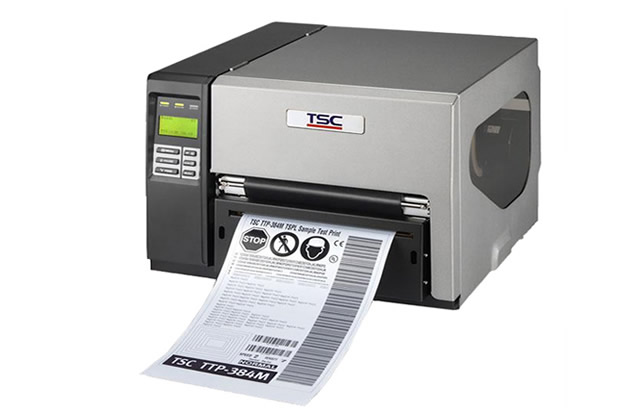 TSC TTP 384M Printer