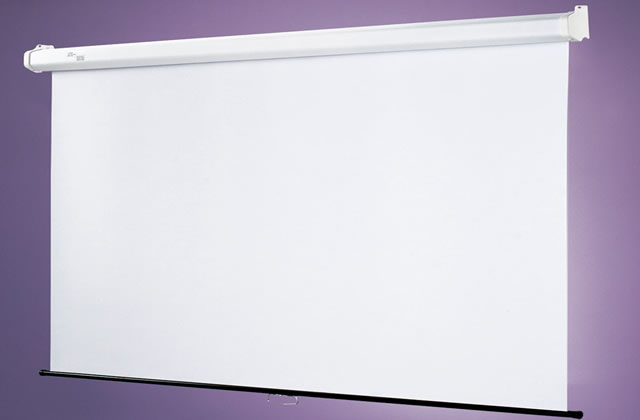 Draper Luma Projection Screen